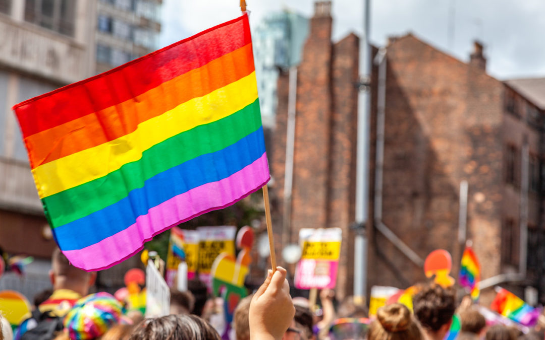 Immigrants Rights Groups Call Attention to LGBTQ People