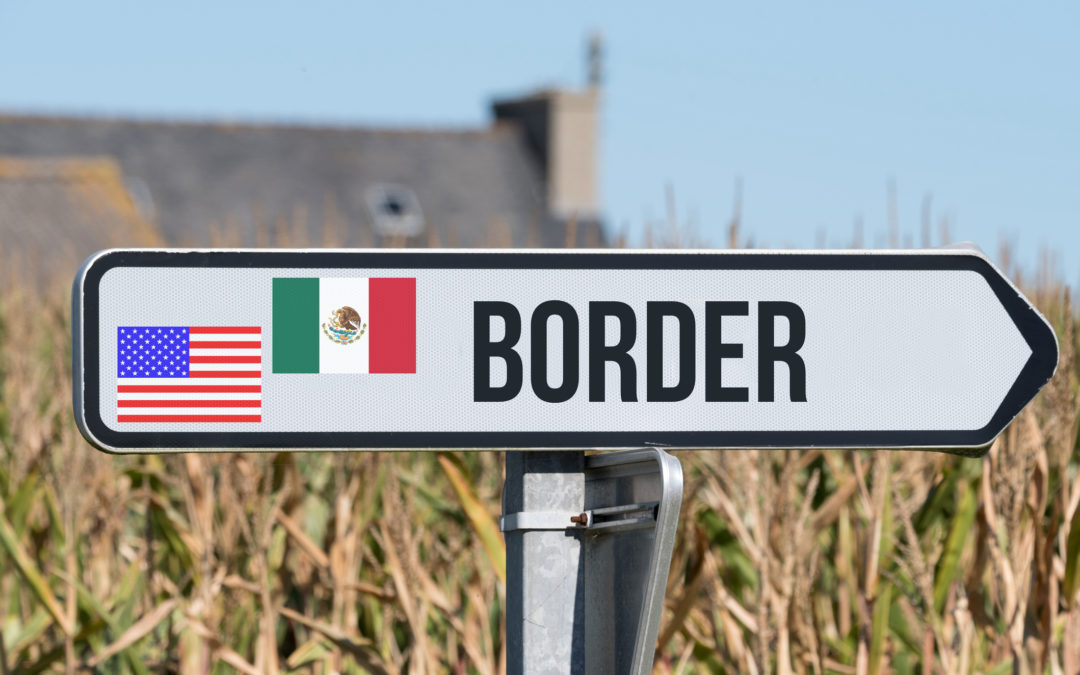At Mexico-U.S. Security Talks, Migration Question Is Largely Avoided