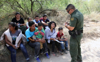 Immigration agents now have access to classified information