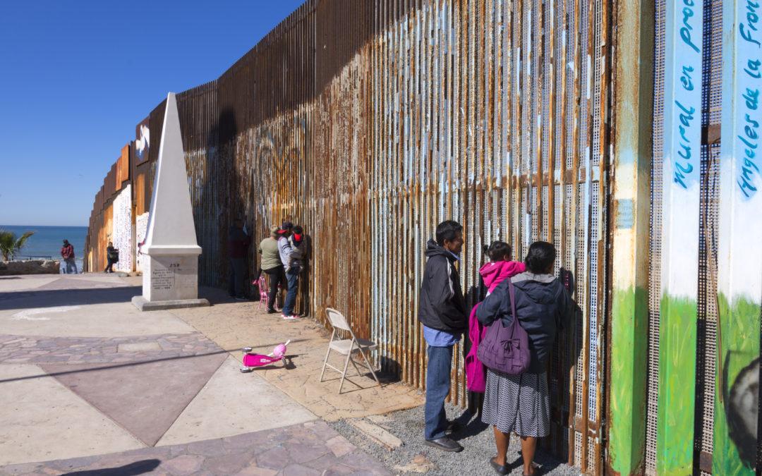 "Border Ministry Nun Demands Catholics ""Step Up"""