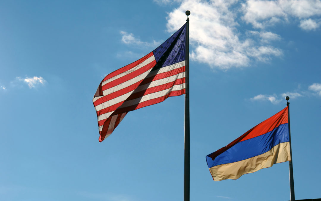 Nara's Immigration Story from Armenia to America