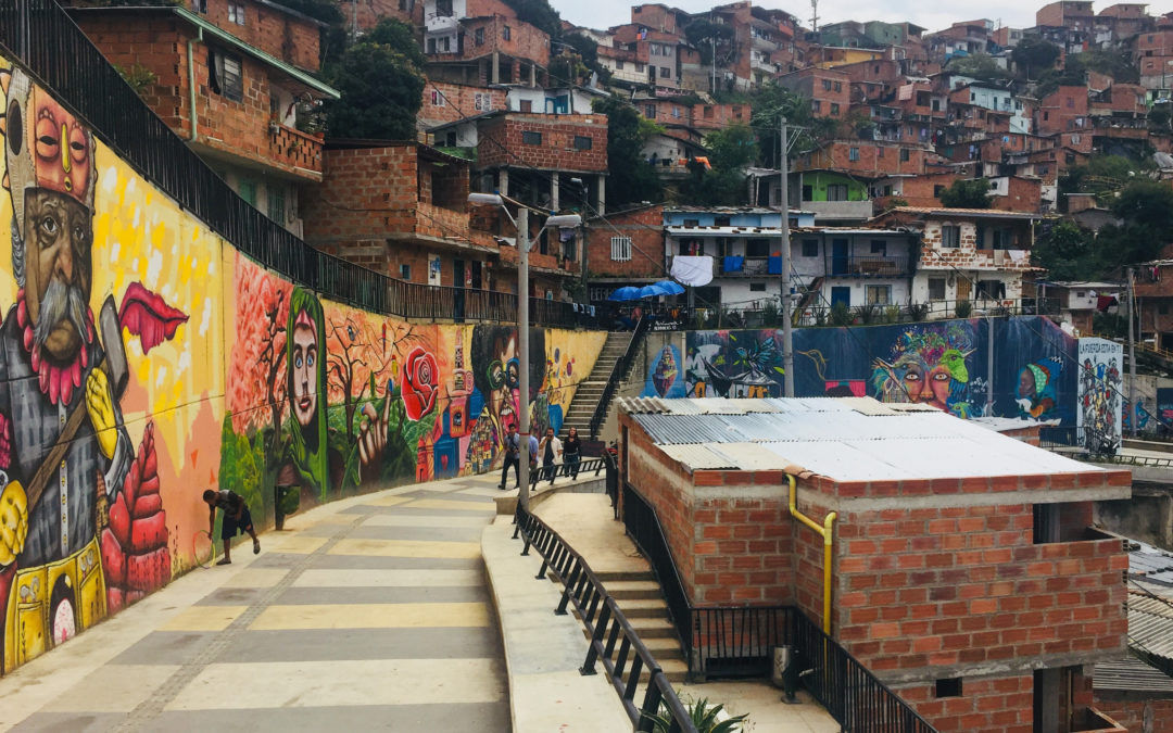 Latin America's Street Artists Reclaim Public Spaces