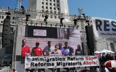 ¿Qué pasó con la reforma migratoria?